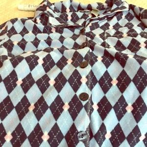 Adonna fleece pajama set
